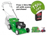 Viking MB248T 46cm 18' self-propelled lawn mower