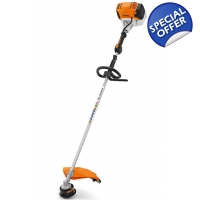 Stihl FS 131R Powerful brushcutter for landscape..