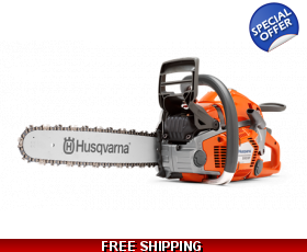 Husqvarna 550XP Triobrake  **New Product**