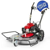 Honda UM536 Rough Grass Cutter Self Propelled