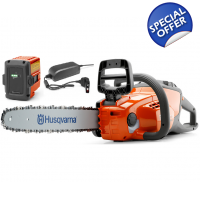 Husqvarna 120i Cordless Chainsaw KIT including Battery & Charger
