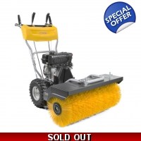 Stiga SWS 600 G Petrol Powered Sweeper