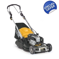 Stiga Twinclip 50 SVE RB Rear Roller Petrol Lawnmower