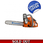 Husqvarna 236 Petrol chainsaw 14' bar