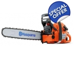 Husqvarna 372XP X-TORQ 18' 20'' 24'' Heavy Duty ..