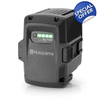 Husqvarna BLi100C Bluetooth Battery