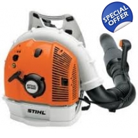Stihl BR 500 Backpack Professional Leaf Blower 64.8cc