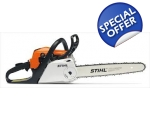 Stihl MS 181 C-BE Chainsaw Ergo Start. 12' 14' 1..