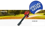 Honda HHB25E Handheld Leaf Blower Lightweight 4 ..