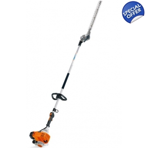 Stihl HL 92 C-E 145° Long-reach hedge trimmer