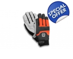 Husqvarna Chainsaw Technical Gloves Class 1 Prot..