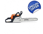 Stihl MS 211 C-BE Chainsaw with Picco Duro Saw C..