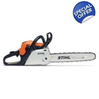 Stihl MS 211 C-BE Chainsaw with 14' or 16'' Bar