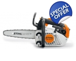 Stihl MS 150 TC-E Petrol Chainsaw 10'' or 12''
