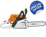 Stihl MS 231 C-BE Ergo Start Petrol Chainsaw 14'..