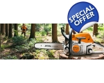Stihl MS 241 C-M Chainsaw 14' 16' 18' Bar
