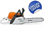 Stihl MS 391 Chainsaw 16' 18' 20' Bar