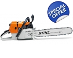 STIHL MS 661 C-M W Petrol Chainsaw 30' Bar