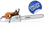 STIHL MS 880 Chainsaw 30' 36' 48' Bar