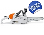 Stihl MS 150 C-E Chainsaw with ErgoStart 10' or ..