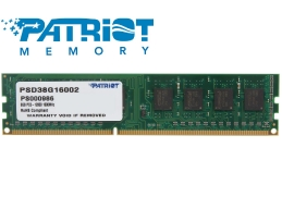 Patriot 8GB DDR3 1600MH..