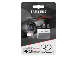 Samsung 32GB PRO Endurance Micro SDHC With Adapter