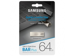 Samsung 64GB BAR Plus USB3.1 Flash Drive 200MB/s
