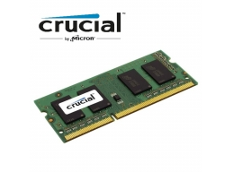 Crucial 8GB DDR3L 1600MHz 1.35V Notebook SODIMM
