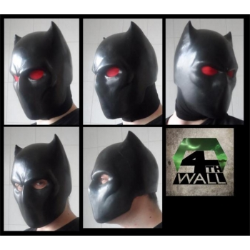 Hero / Villain Cat Cowl