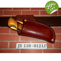 JS110-012LF Custom Knife Sheath for Buck 110