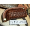 JS110-010RT Custom Knife Sheath for Buck 110/112/500