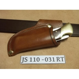 JS110-031RT Custom Knife Sheath for Buck 110