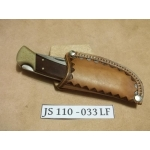 JS110-033LF Custom Knife Sheath for Buck 110