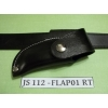 JS112-FLAP01-RT Custom Knife Sheath for Buck 112