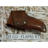 JS112-FLAP02-RT Custom Knife Sheath for Buck 112