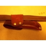 JS110-FLAP09-RT Custom Knife Sheath for Buck 110