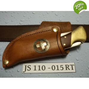 JS110-015RT Custom Knife Sheath for Buck 110