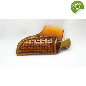 JS110-0095RT Custom Knife Sheath for Buck 110