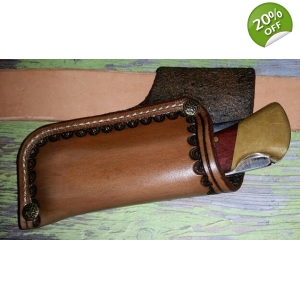 JS110-266 Custom Knife Sheath for Buck 110 Square End