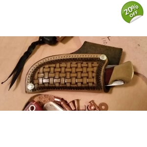 JS110-316RT Custom Knife Sheath for Buck 110 / S..