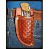 JS112-VT001RT Custom Knife Sheath for Buck 112