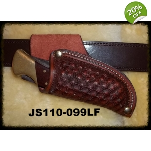 JS110-099LF Custom Knife Sheath for Buck 110