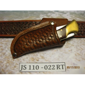 JS110-022RT Custom Knife She..