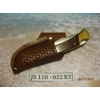 JS110-022RT Custom Knife Sheath for Buck 110