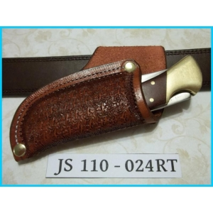 JS110-024RT Custom Knife Sheath for Buck 110