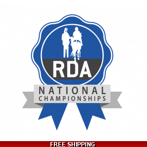 RDA National Championships branded products pre-order direct from Horses with Attitude