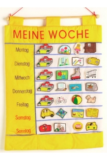 My Week German