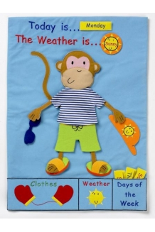 Monkey Weather Chart