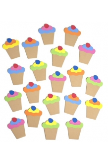 Cup Cake Mix and Match