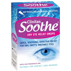 Clinitas Soothe Dry Eye